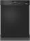 "Miele 24"" Obsidian Black Classic Plus Built-In Dishwasher"