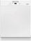 "Miele 24"" Brilliant White Classic Plus Built-In Dishwasher"