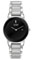 Citizen Eco-Drive Axiom Silver-Tone Womens Watch