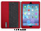 Griffin Red Slim iPad Air Keypad Case