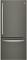 GE Slate Bottom Freezer Refrigerator