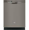 "GE 24"" Slate Built-In Dishwasher"