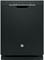 """GE 24"""" Black Built-In Dishwasher"""