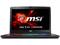 MSI GE72 Apache Black Gaming Laptop Computer