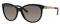 Gucci Black Gold Round Womens Sunglasses