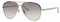 Gucci Palladium Aviator Womens Sunglasses