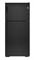 GE Black Top-Freezer Refrigerator