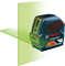 Bosch Tools Green-Beam Self-Leveling Cross-Line Laser