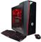CyberPowerPC Gamer Master With AMD Ryzen 7 Black Desktop Computer