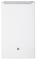GE White Compact Refrigerator