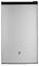 GE CleanSteel Compact Refrigerator