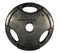 Troy Barbell 25lb Rubber Encased Olympic Grip Plate