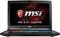 MSI GT62VR Dominator Aluminum Black Gaming Laptop Computer