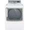 GE White Gas Dryer