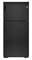 GE Black 18.2 Cu. Ft. Top-Freezer Refrigerator