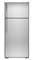 GE Stainless Steel 17.5 Cu.Ft Top-Freezer Refrigerator