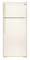 GE Bisque 17.5 Cu.Ft Top-Freezer Refrigerator