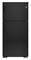 GE Black  18.2  Cu. Ft. Top-Freezer Refrigerator