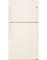 GE Bisque Top Freezer Refrigerator