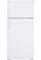GE White 16.5 Cu.Ft. Top-Freezer Refrigerator