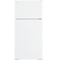 GE 15.5 Cu. Ft. Top-Freezer White Refrigerator