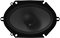 "JBL GTO 5"" x 7"" Or 6"" x 8"" 2-Way Coaxial Speaker System"