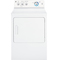 GE Long Vent White Electric Dryer