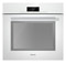 "Miele 30"" PureLine Brilliant White Convection Wall Oven"