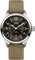 Hamilton Brown Khaki Field Day Date Auto Mens Watch