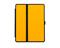 Hammerhead Orange Capo iPad Case