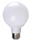 MaxLite G25 3-Pack 2700K 6W LED Globe Light Bulb