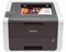 Brother Digital Color Printer With Wireless Networking