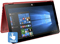 HP Pavilion Cardinal Red X360 Convertible Notebook Computer