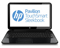 "HP Pavilion TouchSmart Sleekbook 750GB 15.6"" Black Laptop Computer"