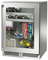 "Perlick 24"" Wood Overlay Signature Series Indoor Beverage Center"