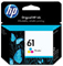 HP 61 Tricolor Photo Ink Cartridge