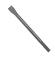 """Bosch Tools 18"""" Flat Chisel Round Hex/Spline Hammer Steel"""