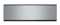 "Bosch 30"" Stainless Steel Storage Drawer"