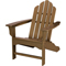 Hanover Adirondack Teak All-Weather Chair