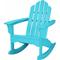 Hanover Adirondack Aruba All-Weather Rocking Chair