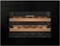 """Liebherr 24"""" Black Built-In Wine Refrigerator"""