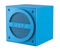 iHome Bluetooth Rechargeable Mini Blue Speaker Cube