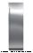 "Sub-Zero 24"" Custom Panel Integrated All Refrigerator"