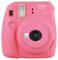 Fujifilm Instax Mini 9 Pink Instant Film Camera