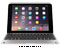 ClamCase White/Silver Pro Keyboard Case for iPad Air 2