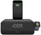 iHome Black Bluetooth FM Stereo Dual Alarm Clock Radio