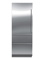 "Sub-Zero 30"" Panel Ready Integrated Bottom Mount Refrigerator"
