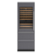 "Sub-Zero 30"" Panel Ready Integrated Wine Refrigerator With Drawers"