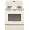 "GE 30"" Bisque Freestanding Electric Range"