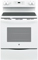 "GE 30"" White Freestanding Electric Range"